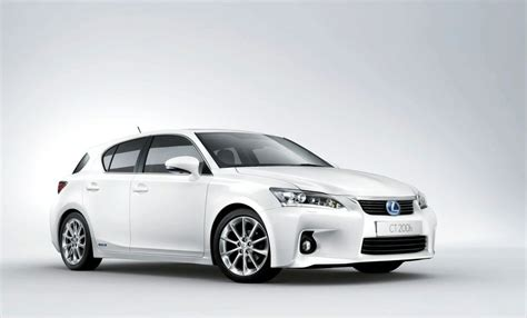 Lexus Ct 200 H by Lexus Ct 200h Hybrid Official Details Released