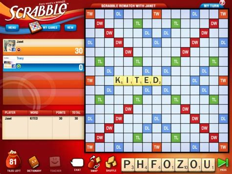 scrabble da 6 classic board you can play on your phone