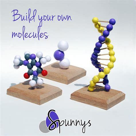 dna craft project molecular model kit science craft atom dna
