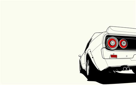 Car Vector Wallpaper by Cars Drawings White Background Wallpaper 1680x1050