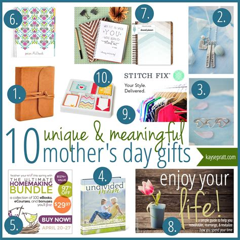 meaningful gift ideas 10 unique meaningful s day gift ideas