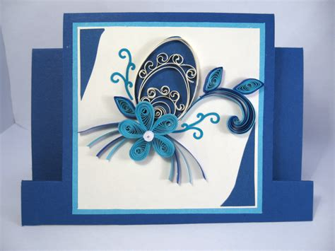 paper greeting cards easter card paper handmade greeting card quilling easter