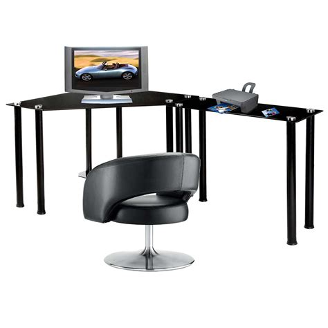 computer desks modern modern computer desk for increasing productivity office