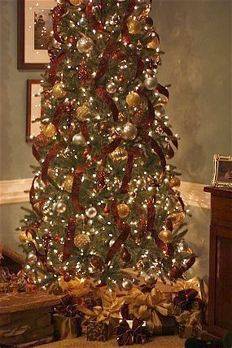 brown decorated tree o tree lyrics songs decoration ideas