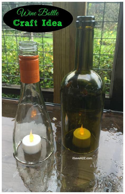 craft projects with wine bottles wine bottle craft ideas isavea2z