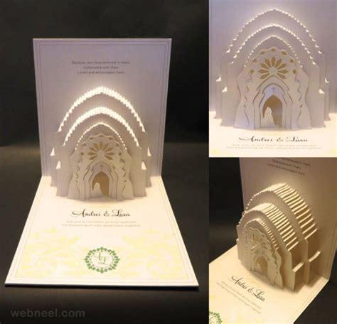 designs of cards 25 creative and wedding invitation card design ideas