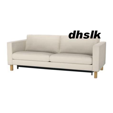 karlstad sofa bed slipcover ikea karlstad sofa bed sofabed slipcover cover linneryd