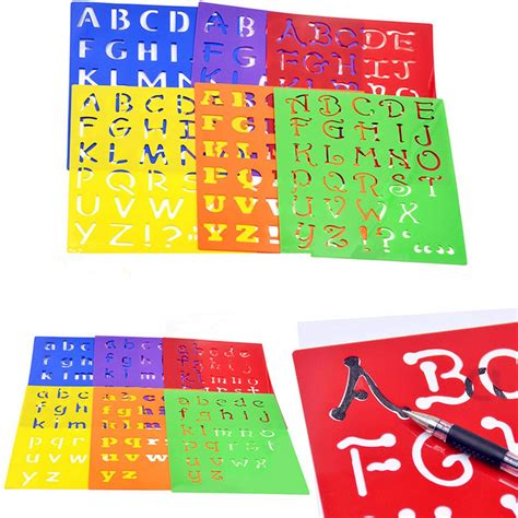 where to buy alphabet buy wholesale alphabet stencils from china