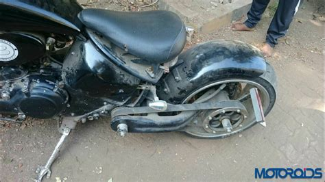 Modified Bike Registration by Another Motorcycle Seized What Happens When You Modify A