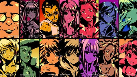 2 the animation review dangan ronpa the animation dracula s cave