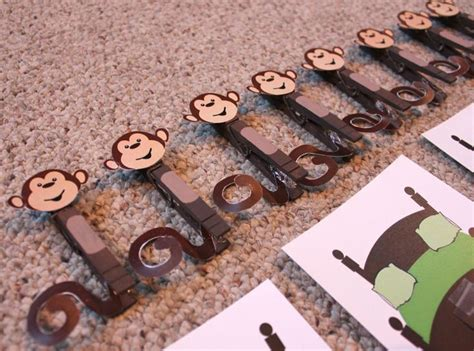 monkey crafts for crafts actvities and worksheets for preschool toddler and