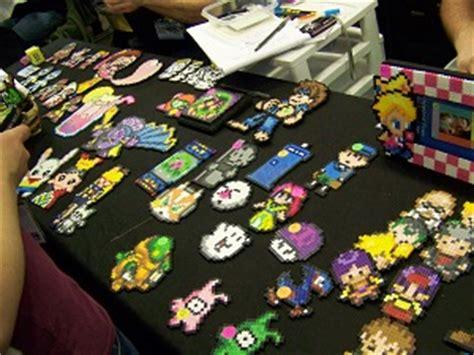 selling perler bead crafts of wondercon 2011 crafts