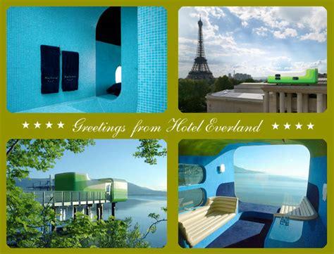 hotel everland everland carte postale