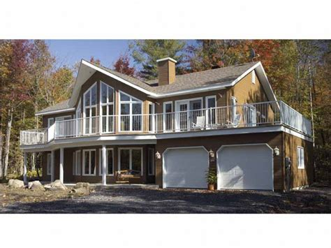 house plans with large windows houses with walkout basement modern diy designs