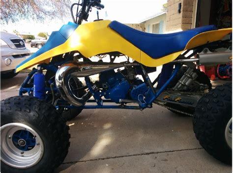 Suzuki Lt250r by 1987 Suzuki Lt250r Motorcycles For Sale