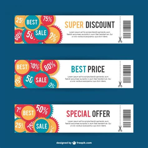 how to make discount cards discount card templates vector free