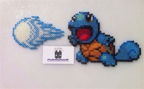squirtle perler 52 best images about on perler