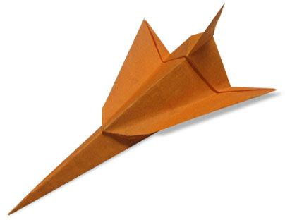 how to make an origami jet origami jet