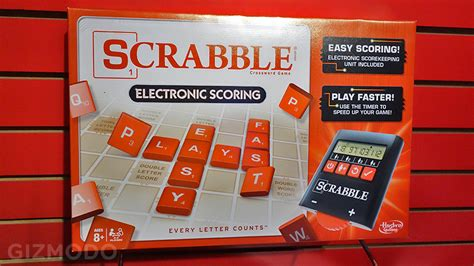 electronic scrabble board scrabble s new electronic score tracker will save
