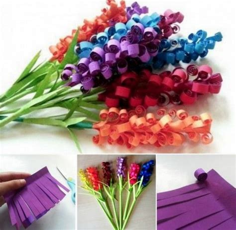 craft ideas for paper flowers 25 best ideas about construction paper flowers on