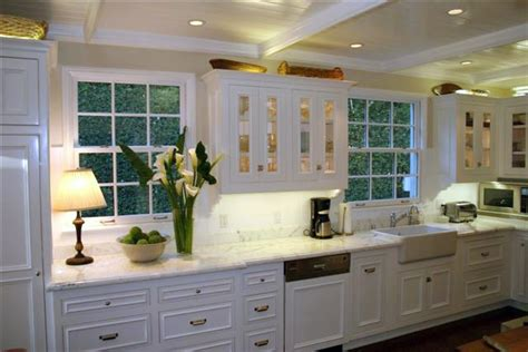 country kitchen white cabinets white country kitchen the interior designs