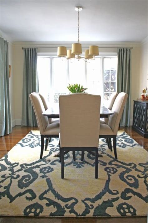 Area Rugs For A Dining Room Rugs What Goes Where Designs By Katy