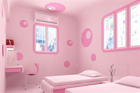Modern Kitchen Paint Colors Ideas chic pink bedroom design ideas for fashionable girl