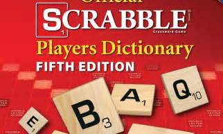 ed scrabble dictionary scrabblers rejoice 5 000 new words are on the way daily