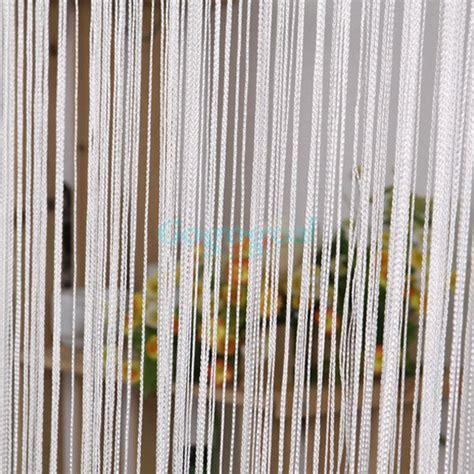 beaded fly screens for patio doors new drop beaded string door window curtain divider room