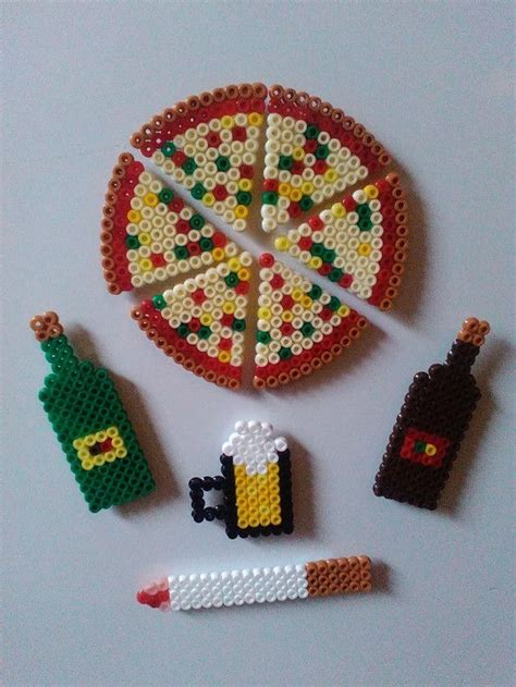 hama food designs 17 best images about hama on perler
