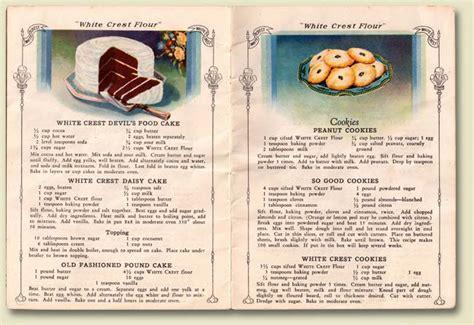 cook book pictures papersponge vintage ephemera postcard paper book