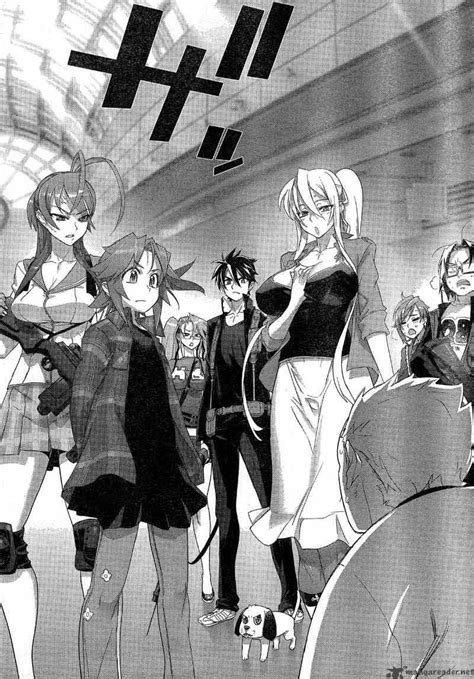 highschool of the dead reader high school of the dead 24 read high school of the dead