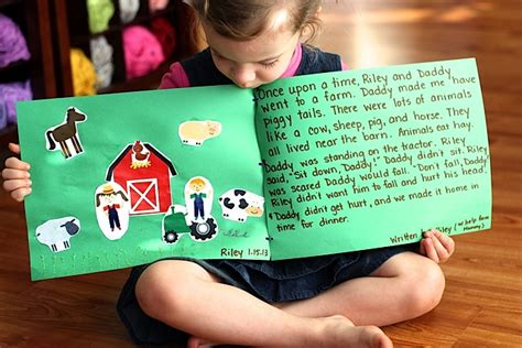 create picture books preschool story writing a activity that creates a