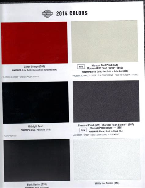 paint colors for harley 2008 harley davidson paint colors 2008 autos post