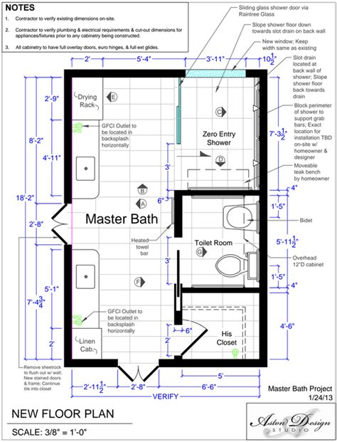 Accessible Bathroom Plans by Before Amp After An Accessible Master Bathroom Is Created