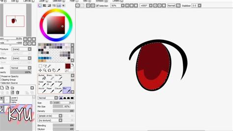 paint tool sai tablet how to draw an anime eye paint tool sai with pen tablet