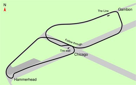 Where Is The Top Gear Track by Top Gear Test Track