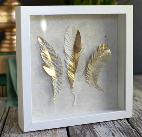 feathers for craft projects 53 clever feather craft ideas