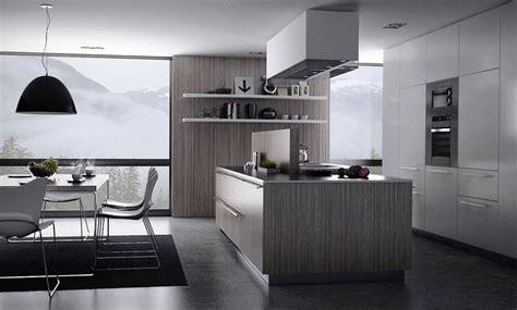modern grey kitchen design interior design ideas