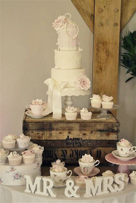 shabby chic weddings vintage shabby chic wedding decor gift ideas 2015 1