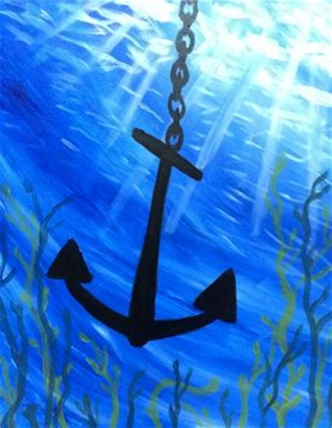 paint nite groupon kingston 1000 ideas about underwater painting on
