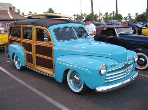 Ford Woody by 1946 Ford Woody Station Wagon Biz Bearing