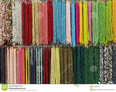 bead store nyc strings of stock photos image 29979283