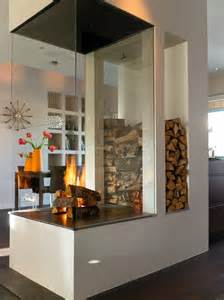 Home Decorating Designs 25 cool firewood storage designs for modern homes