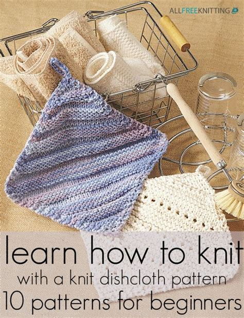 25 Best Ideas About Knit Dishcloth Patterns On