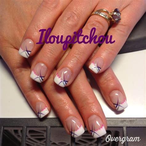 image zaza d 233 co d ongle en gel skyrock nail manicure nails