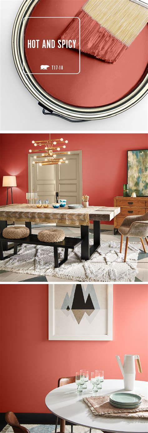 colors for dining room walls best 25 coral walls ideas on coral pink