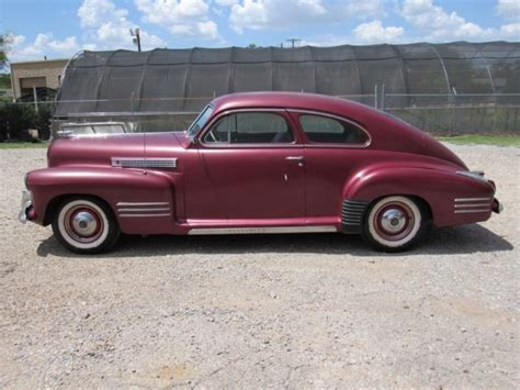 Dallas Cadillac by 1941 Cadillac Series 61 Fastback Dallas Tx Classic