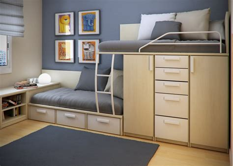 loft bed ideas for small rooms 25 cool bed ideas for small rooms loft beds