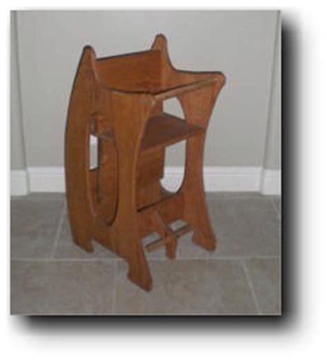 high chair woodworking plans pdf diy rocking high chair desk plans